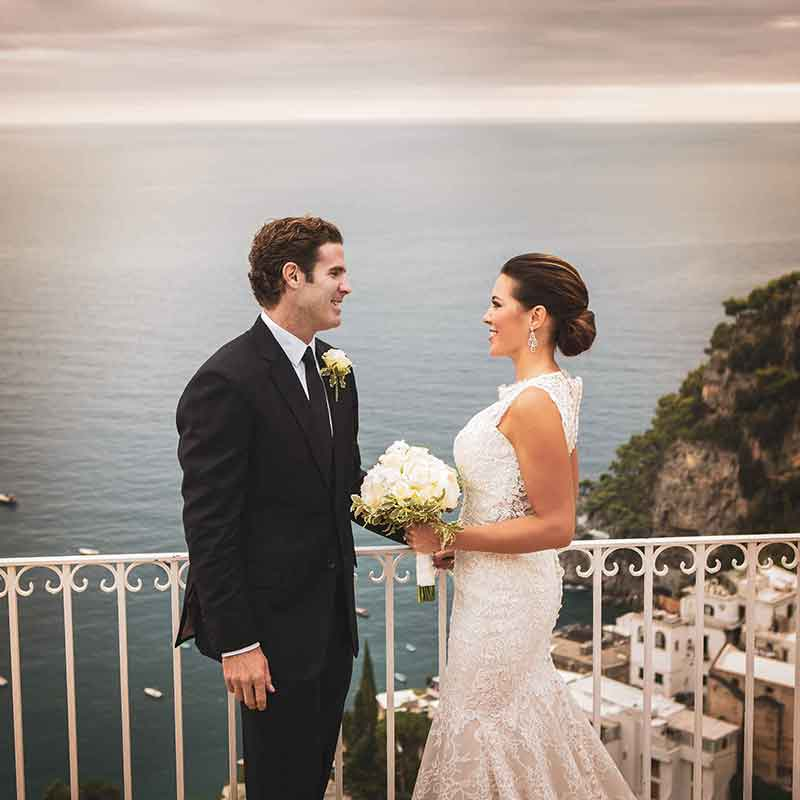 Fotografo Matrimonio Costiera Amalfitana Positano