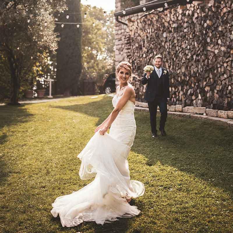 Fotografo Matrimonio Castello di Rossino Calolziocorte Lecco