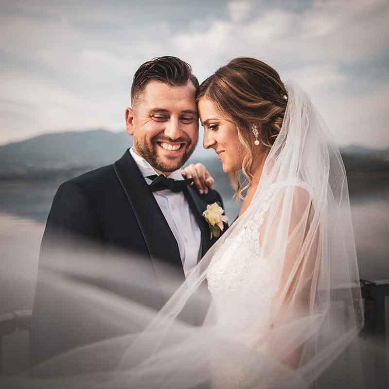 Fotografo Matrimonio Villa Bossi Varese
